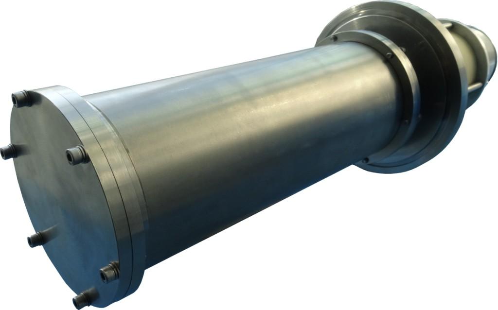 цилиндрический магнетрон